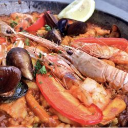¡Weekend paella!